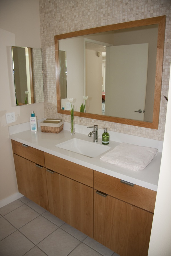 Bathroom Remodeling - Cabinet Magic