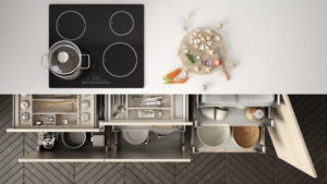 Which of These Optional Cabinet Accessories Will You Choose?