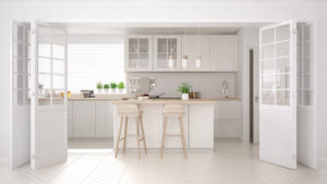 How to Keep Your White Kitchen Clean: Cleaning White Countertops and White Cabinets